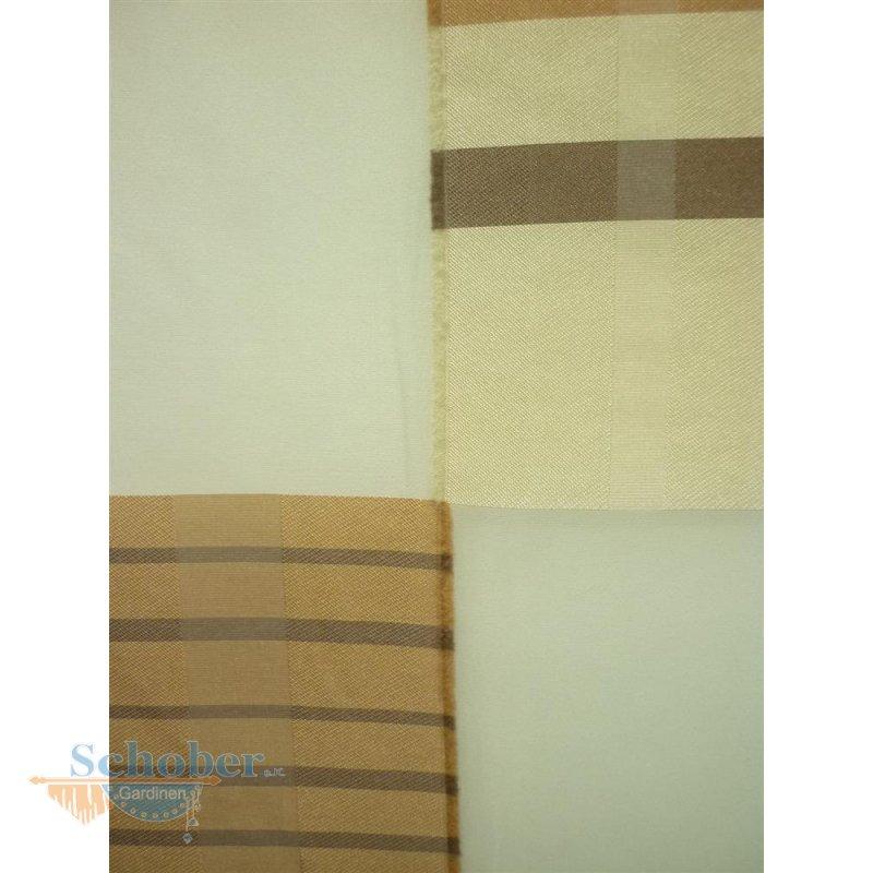 gardine beige mit braun innenarchitektur und m bel. Black Bedroom Furniture Sets. Home Design Ideas