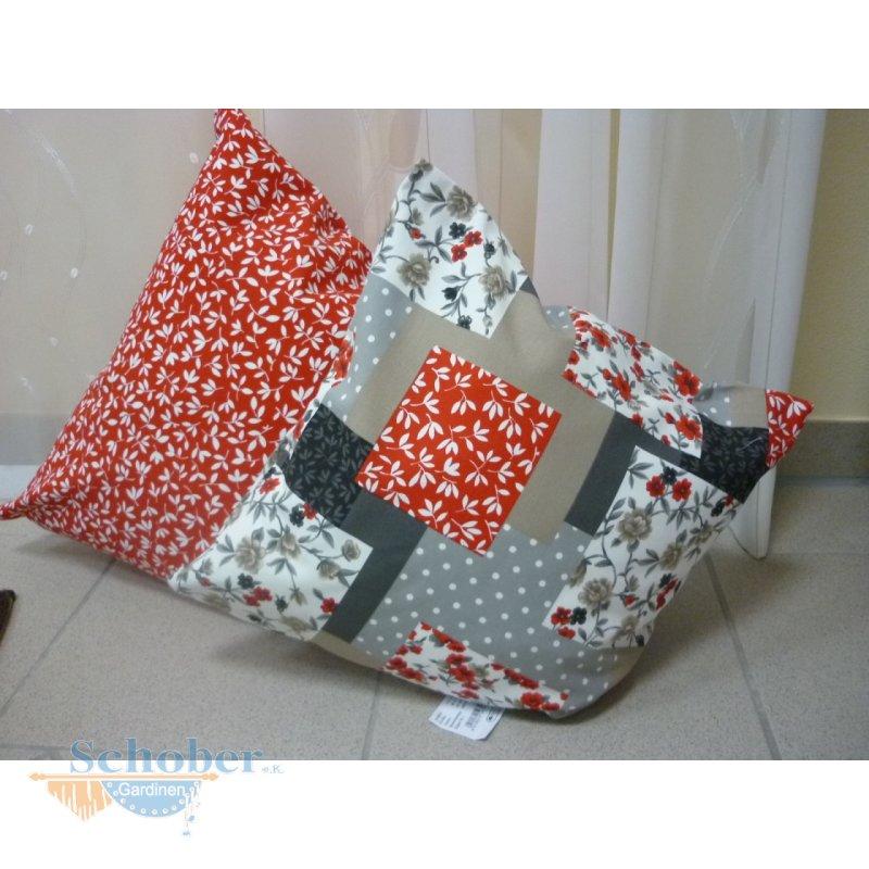 kissenh lle 40 x 40 50x50 patchwork und allover. Black Bedroom Furniture Sets. Home Design Ideas