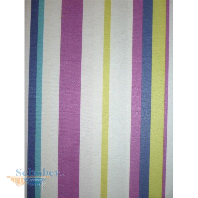 deko stoff gardine vorhang streifen t rkis gr n wei. Black Bedroom Furniture Sets. Home Design Ideas
