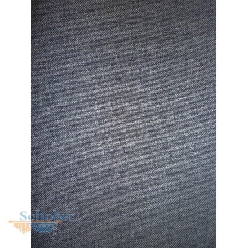 deko stoff gardine vorhang verdunkler blackout graublau grau blau uni. Black Bedroom Furniture Sets. Home Design Ideas