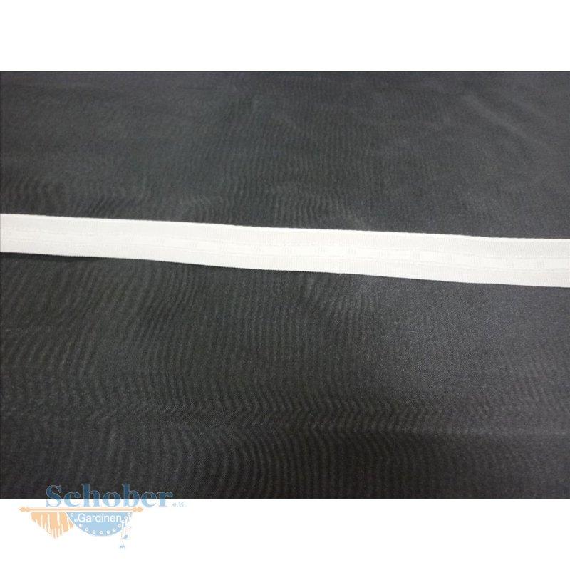 gardinenband reihband kr uselband wei oder transparent m. Black Bedroom Furniture Sets. Home Design Ideas