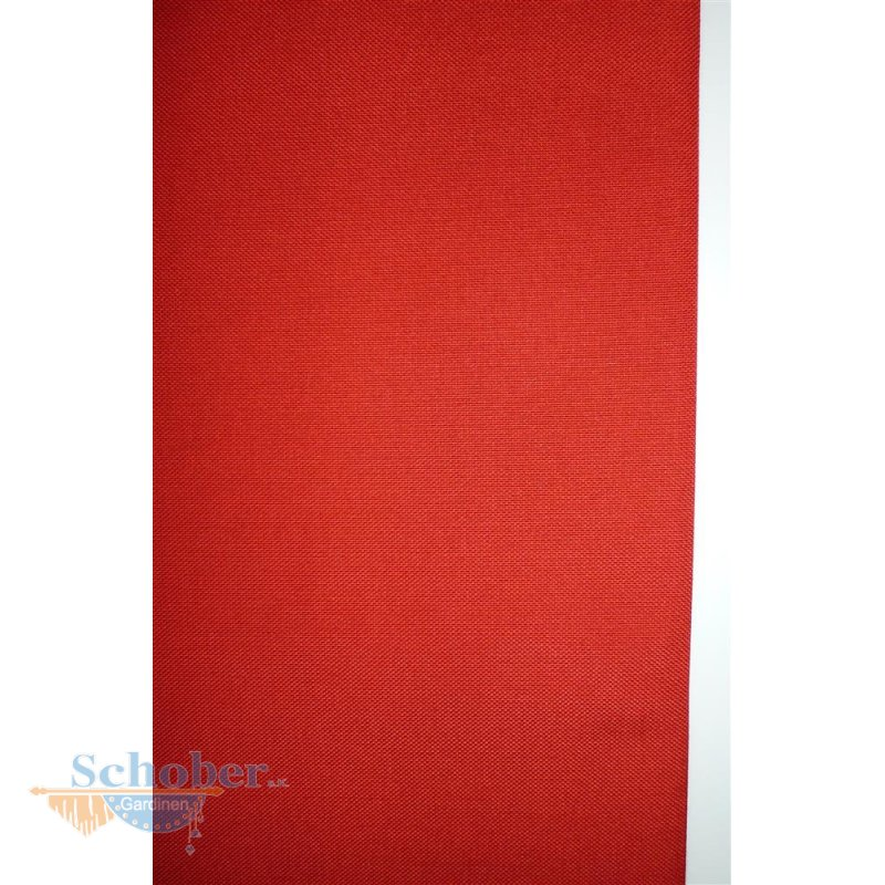 landhaus deko stoff vorhang innsbruck leinen optik rot uni blickdicht. Black Bedroom Furniture Sets. Home Design Ideas