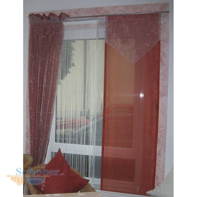 Musterfenster aus ausstellung vorhang gardinen creme - Musterfenster gardinen ...