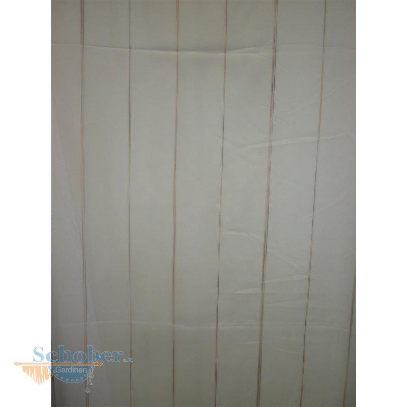 stores gardine stoff vorhang streifen wei orange grau. Black Bedroom Furniture Sets. Home Design Ideas