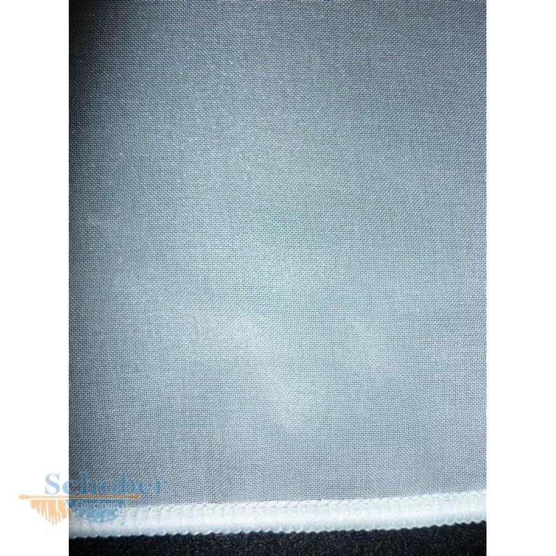 stores gardine stoff vorhang voile einfarbig ohne muster wei t. Black Bedroom Furniture Sets. Home Design Ideas