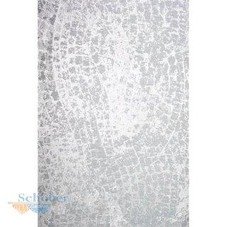 deko stoff gardine vorhang mosaik marmoriert wei grau blickdic. Black Bedroom Furniture Sets. Home Design Ideas