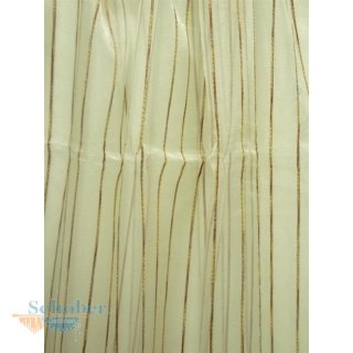 stores gardine stoff vorhang streifen creme vanille rot transparent. Black Bedroom Furniture Sets. Home Design Ideas